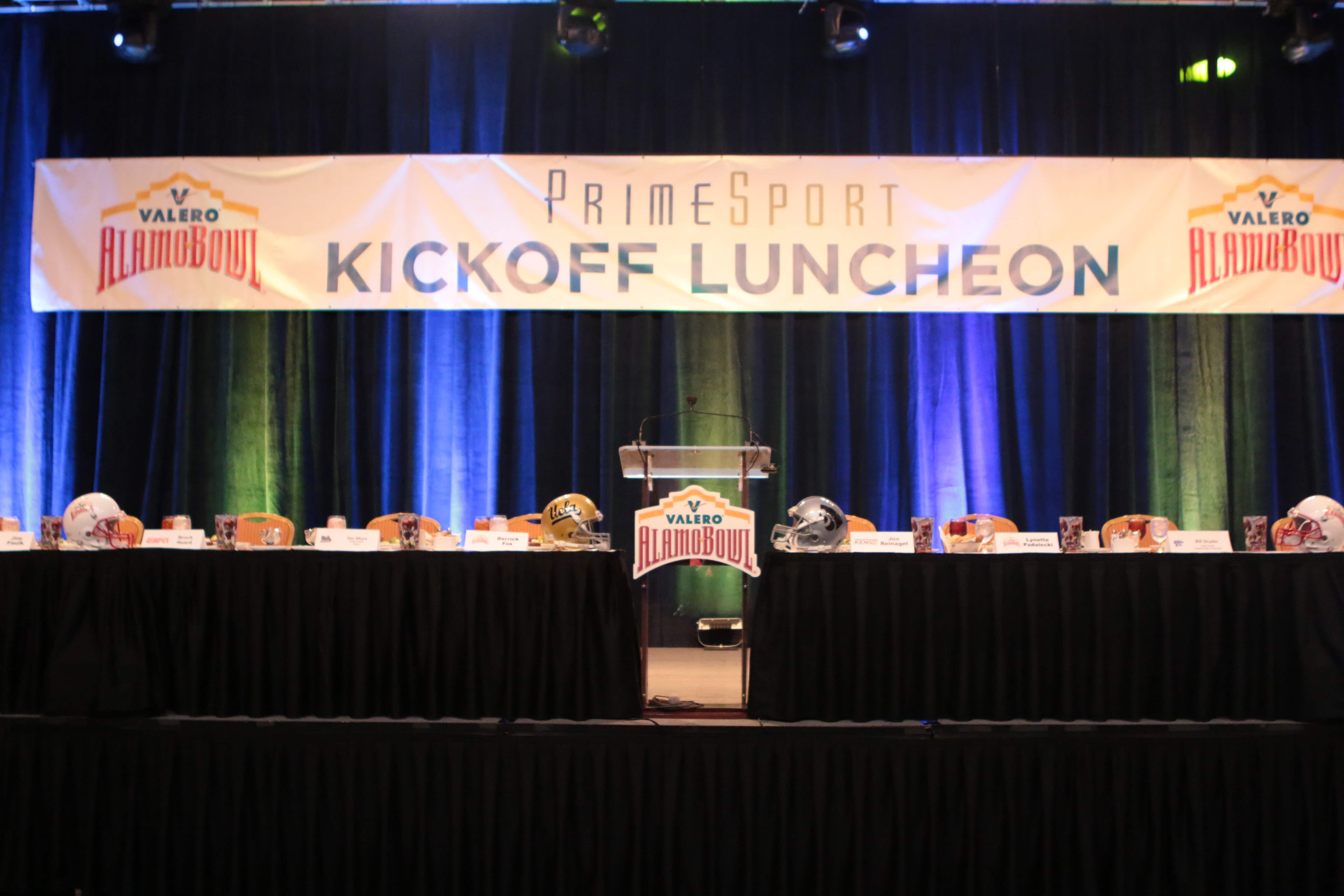 Primesport Luncheon Valero Alamo Bowl