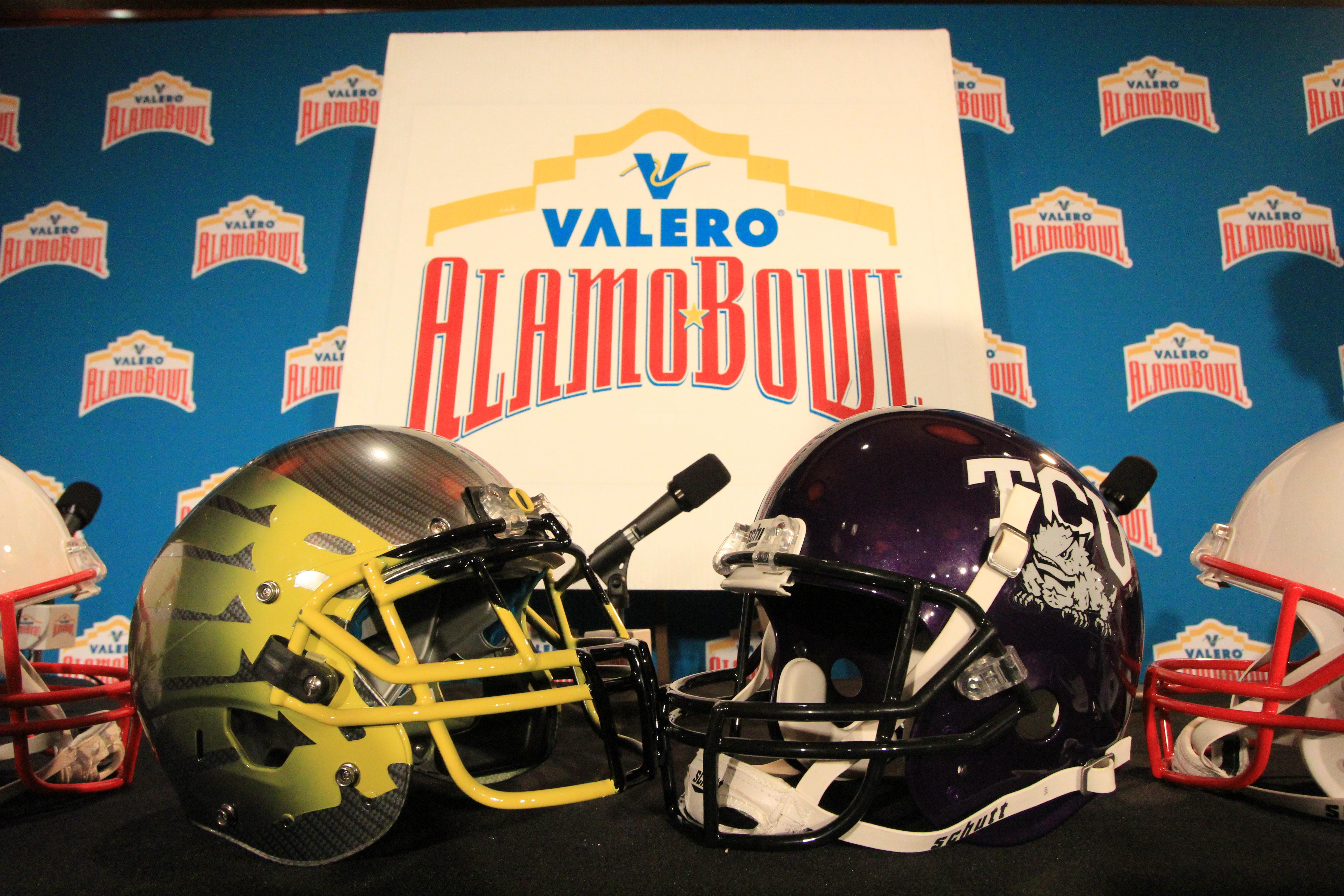 Team Announcement Valero Alamo Bowl