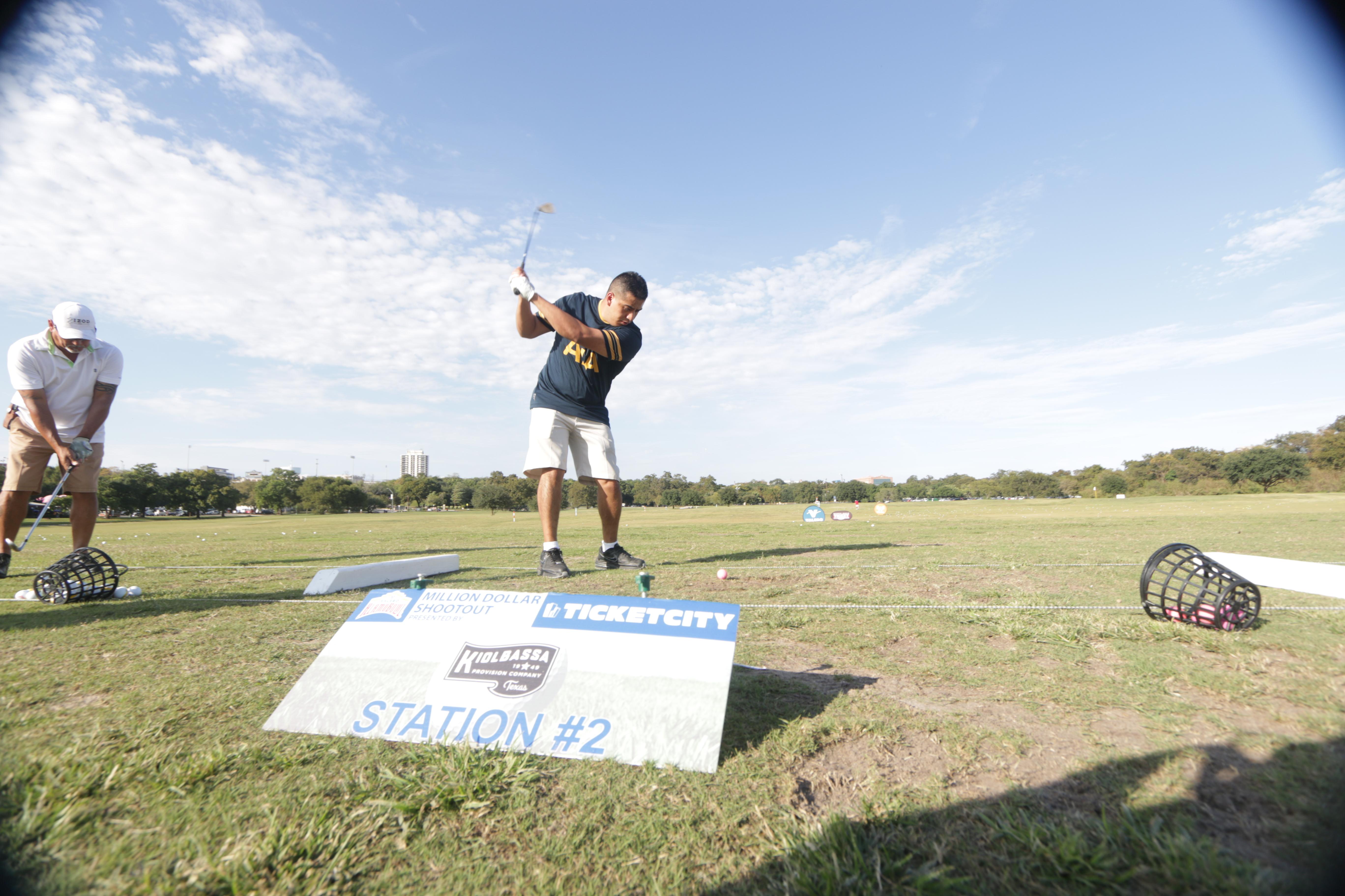 Still Time To Win $1 Million! - Valero Alamo Bowl