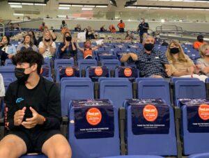 2020 Valero Alamo Bowl Safety Plan